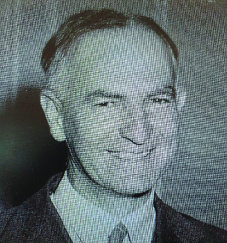 Sir Allan Knight